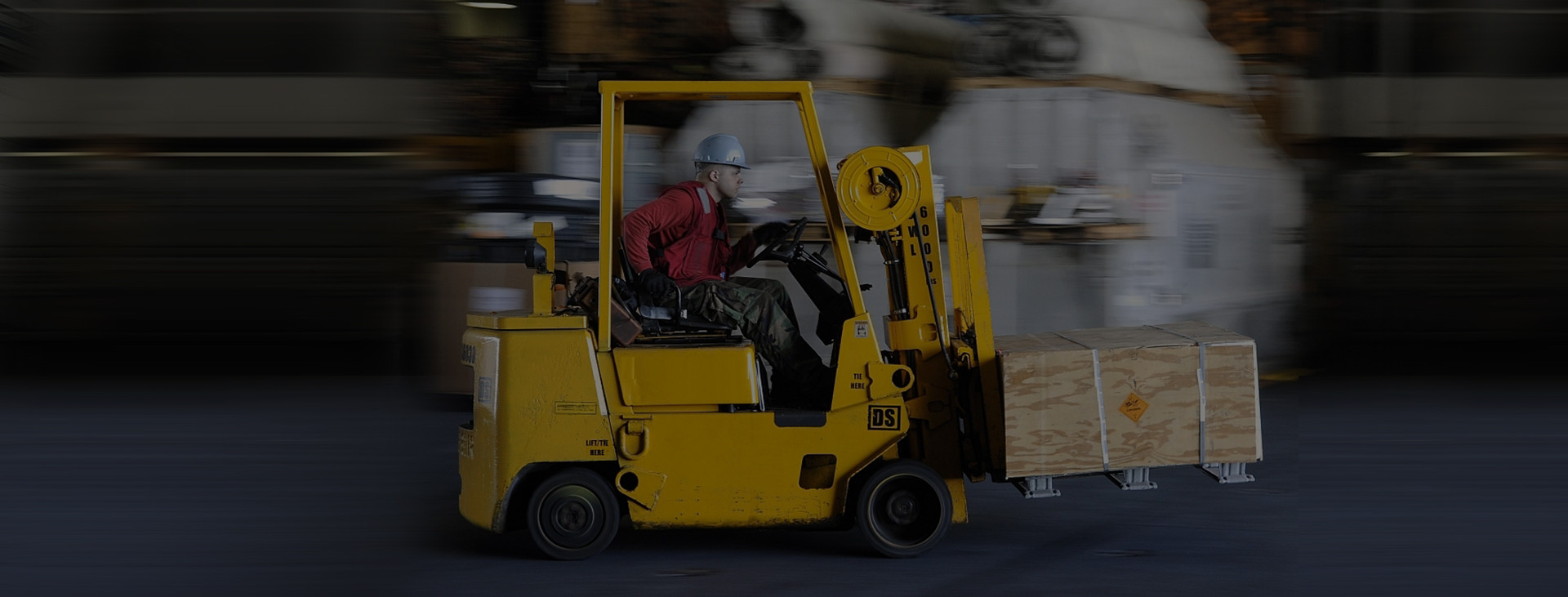 COMPONENTS FOR FORKLIFTS
